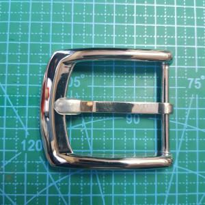 Стальная пряжка на поясной ремень 40мм XY1.