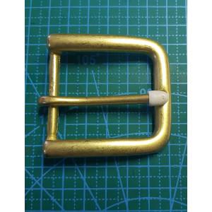 Латунная пряжка на поясной ремень 40мм XY2761-40.